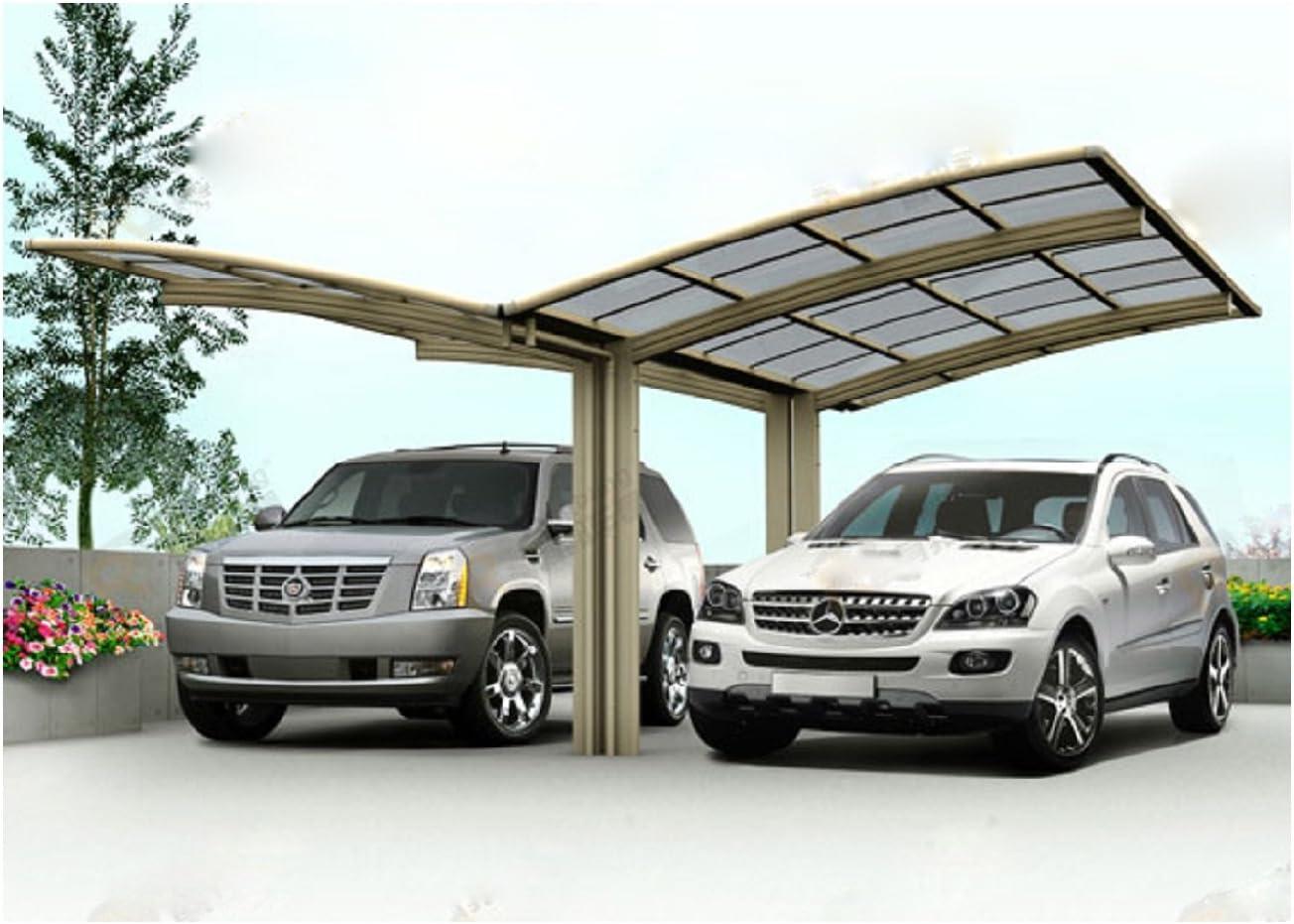 20 x 20 doble carports Metal Carport tienda garaje – Pérgola ...