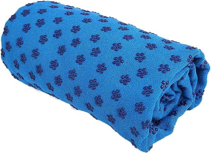 Amazon.com: FeiFei66 Plum Yoga Mat Cover Towel with ...