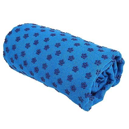 Amazon.com: Berryhot 100% Microfiber Yoga Towel | Extra ...