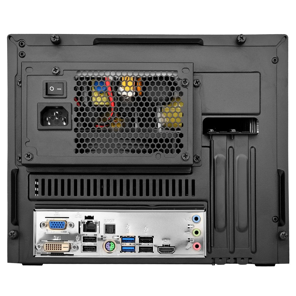 Cooler Master Elite 110 Mini-ITX Computer Case (RC-110-KKN2) by Cooler Master (Image #7)