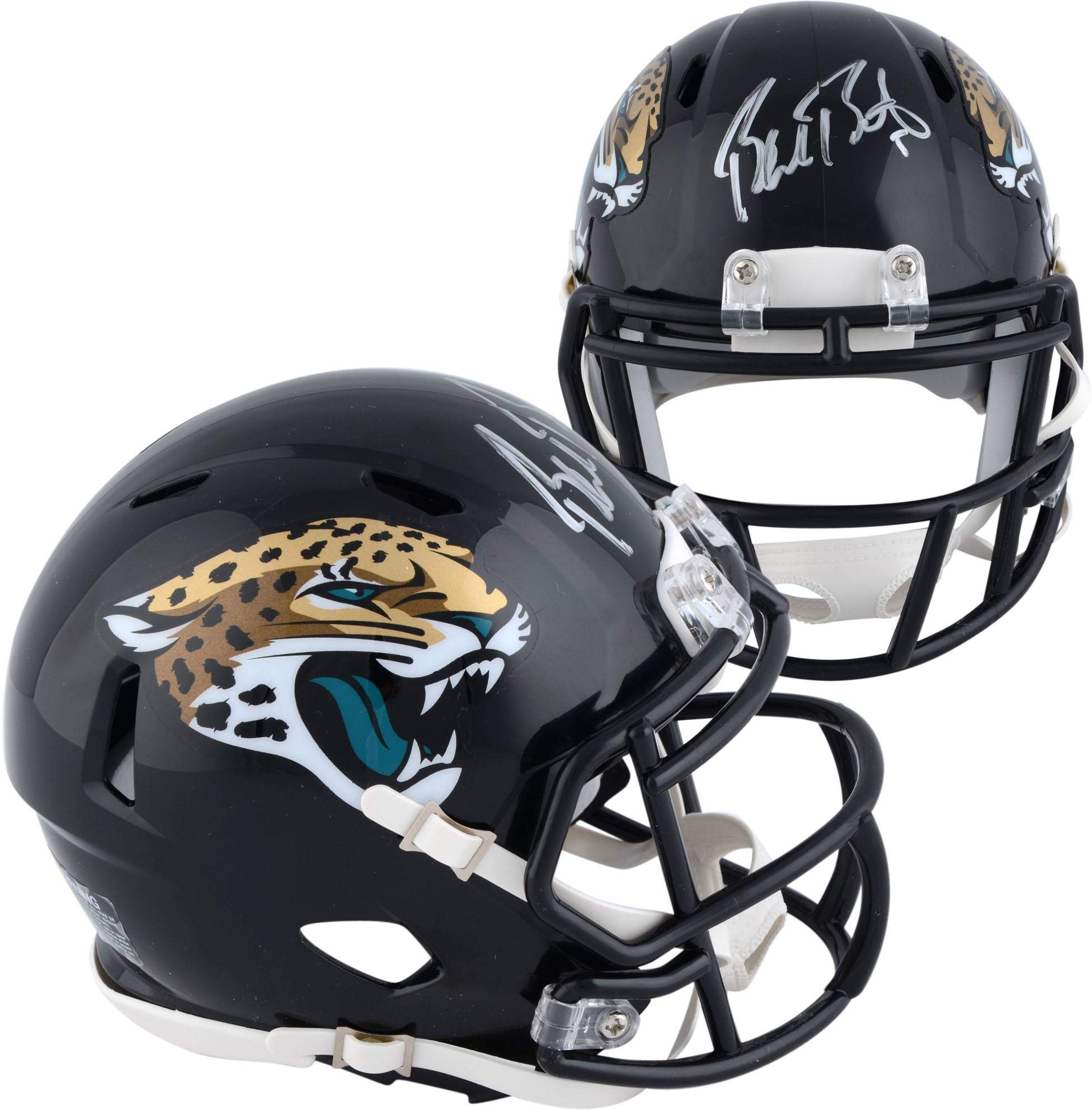Blake Bortles Jacksonville Jaguars Autographed Riddell Speed Mini Helmet Fanatics Authentic Certified