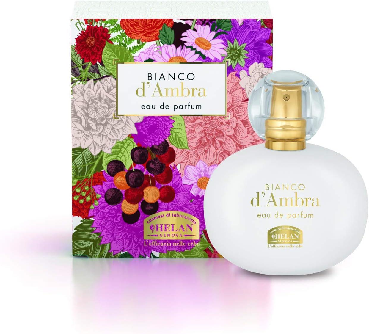 Helan Bianco d'Ambra Eau De Parfum 50 mL: Amazon.it: Bellezza