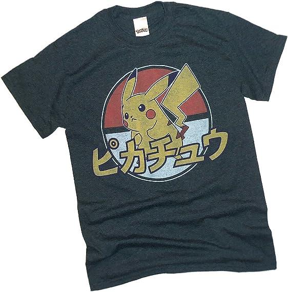 Adult Pokemon T Shirts