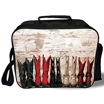 e94d54afbf Amazon.com  Insulated Lunch Bag