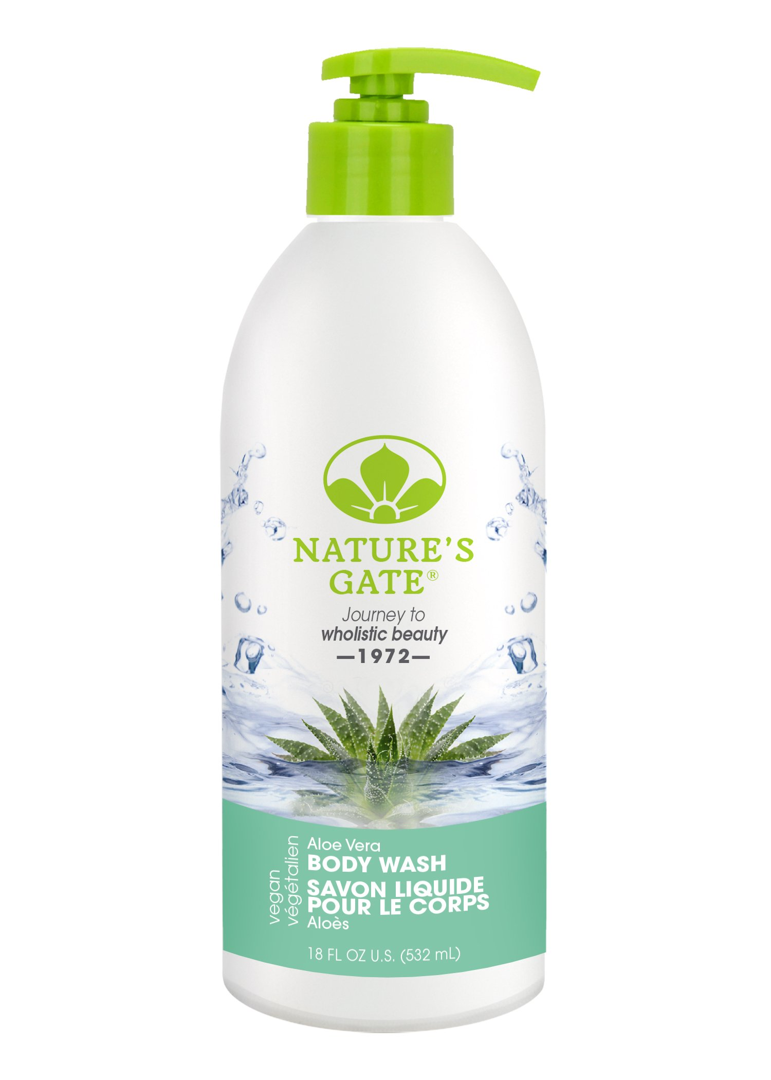 Amazon Com Nature S Gate Natural Organic Lavender And