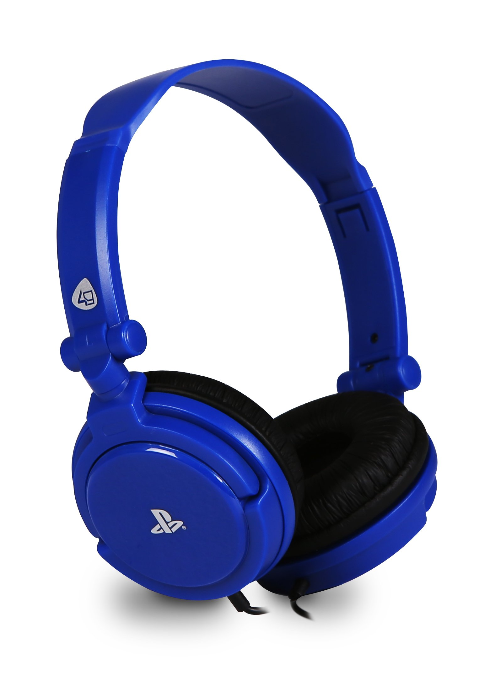 PRO4-10 Officially Licensed Stereo Gaming Headset - Blue (PS4/PSVita) by A4T