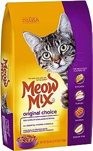 Meow Mix Original, 3.15-Pound