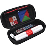 Esimen Storage Organizer Hard Case for Osmo Genius Kit, fits OSMO Base/Starter/Numbers/Words/Tangram/Coding Awbie Game…