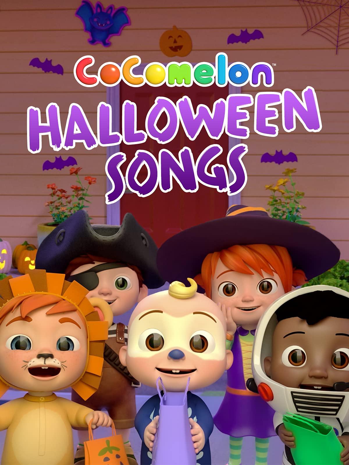CoComelon Halloween Songs