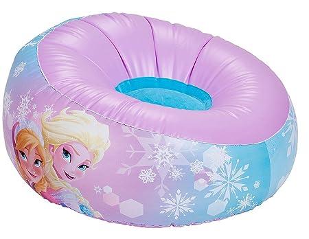 PEGANE Sillón Hinchable para niños, diseño Disney Frozen ...