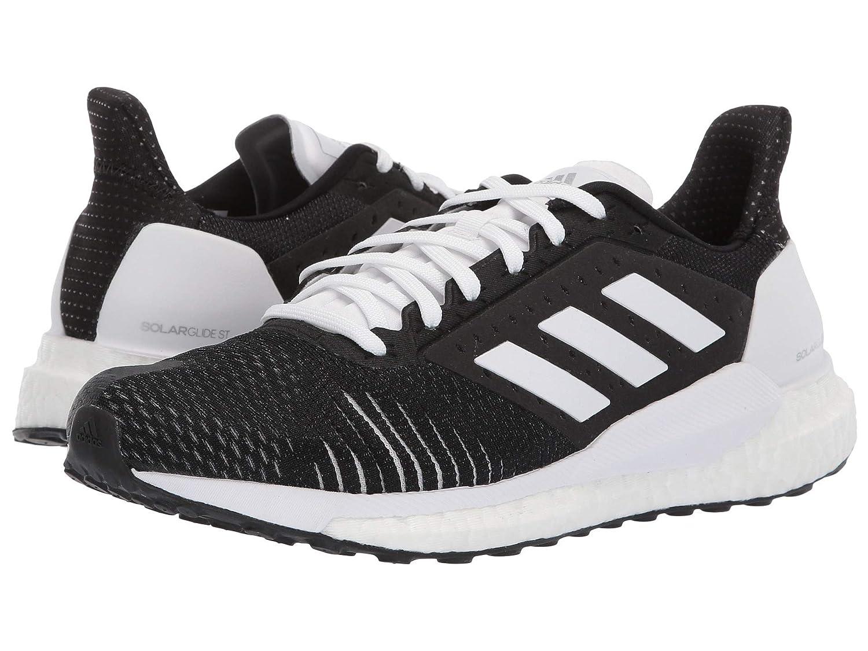 超爆安  [アディダス] レディースランニングシューズスニーカー靴 Solar Glide ST [並行輸入品] [並行輸入品] cm B07N8BMRCK Core Black Black/Footwear/Core Black/Footwear White 23.0 cm B 23.0 cm B|Core Black/Core Black/Footwear White, 世田谷区:837beb84 --- lesgamin.me