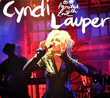 To Memphis With Love Cyndi Lauper Cyndi Lauper Amazon Fr Musique