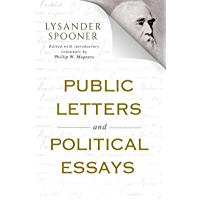 Public Letters and Political Essays (English Edition)