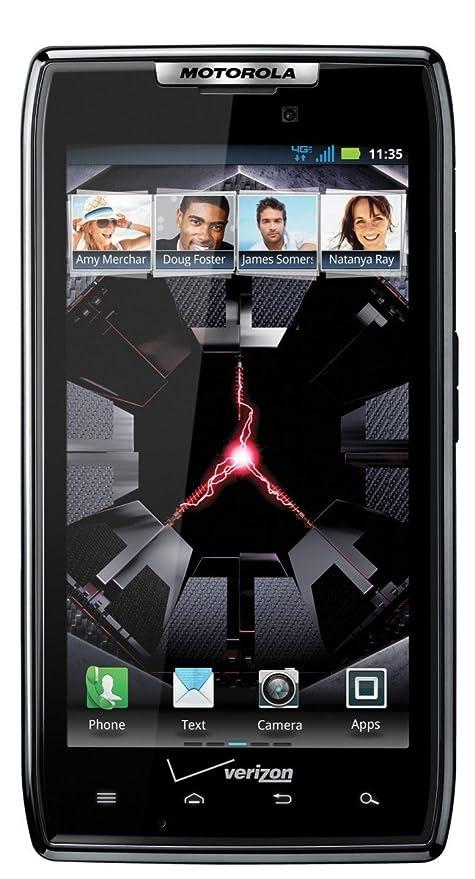 amazon com motorola droid razr 4g lte android smartphone verizon rh amazon com Droid RAZR Motorola Droid XT910