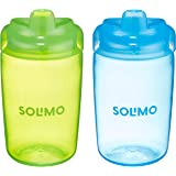 Amazon Brand - Solimo Hard Spout Cup (Pack of 2)