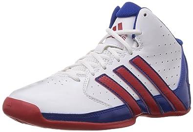 adidas Unisex Rise Up 2 Nba K Feather White 239286069