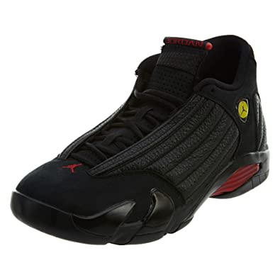 the best attitude 4e271 0090e Jordan Men s Air 14 Retro, Black Varsity RED-Black, ...