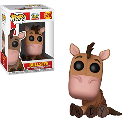Funko 37013 Pop: Toy Story - Bullseye, Multicolor: Toys & Games
