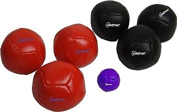 SUN & SPORT Sunsport Savoie Set de boules 7 cm: Amazon.fr: Sports et ...