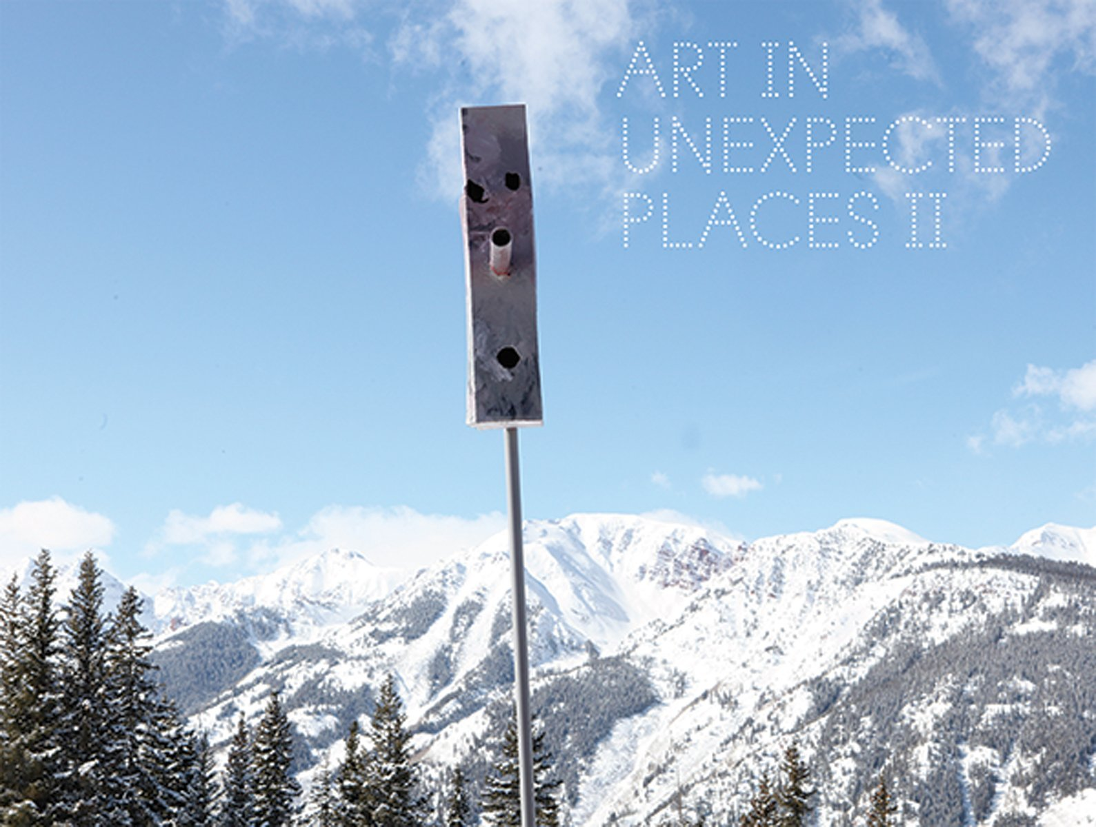 Art in Unexpected Places II