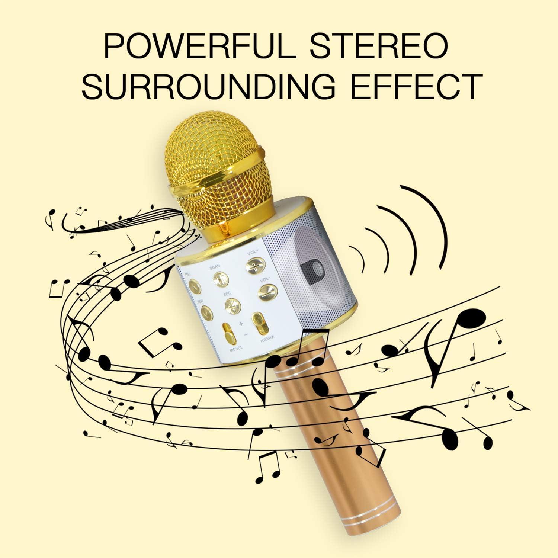 Best Gifts Keyian Bluetooth Karaoke Microphone