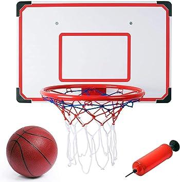Amazon.com: Aro de baloncesto tamaño grande para ...