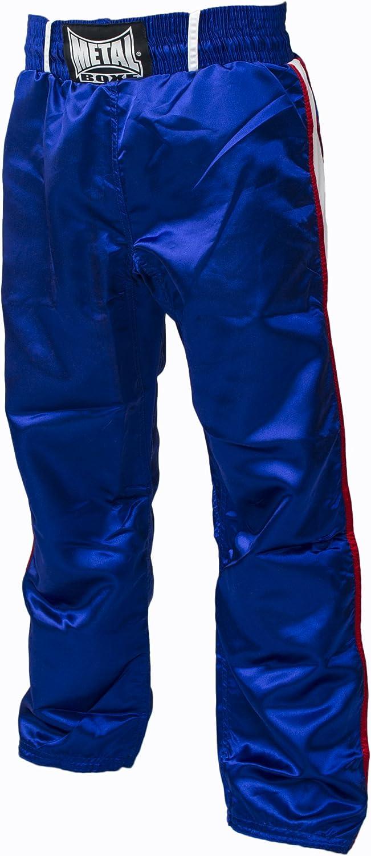 Pantalon Full Contact Enfant Metal Boxe Noir, 100