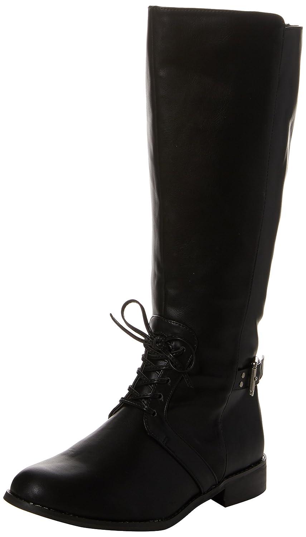 Uk 39 black Boots Eu Evans fr Lexi Chaussures Amazon 6 TwFqx4gXI