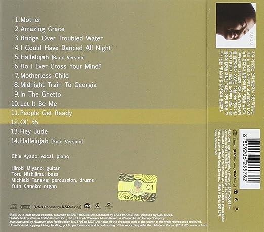CHIE AYADO - Prayer - Amazon com Music
