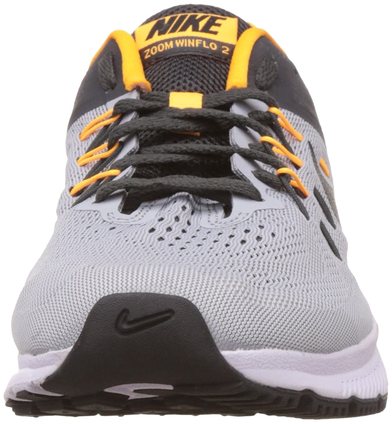 d538b79c4c7 ... best nike mens zoom winflo 2 wolf grey blk anthrct and lsr orng running  shoes 11