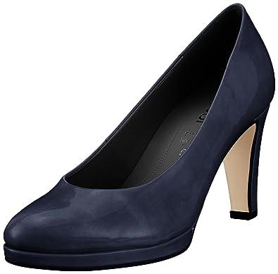 Gabor Shoes Damen Basic Pumps, Blau (Ocean), 37.5 EU