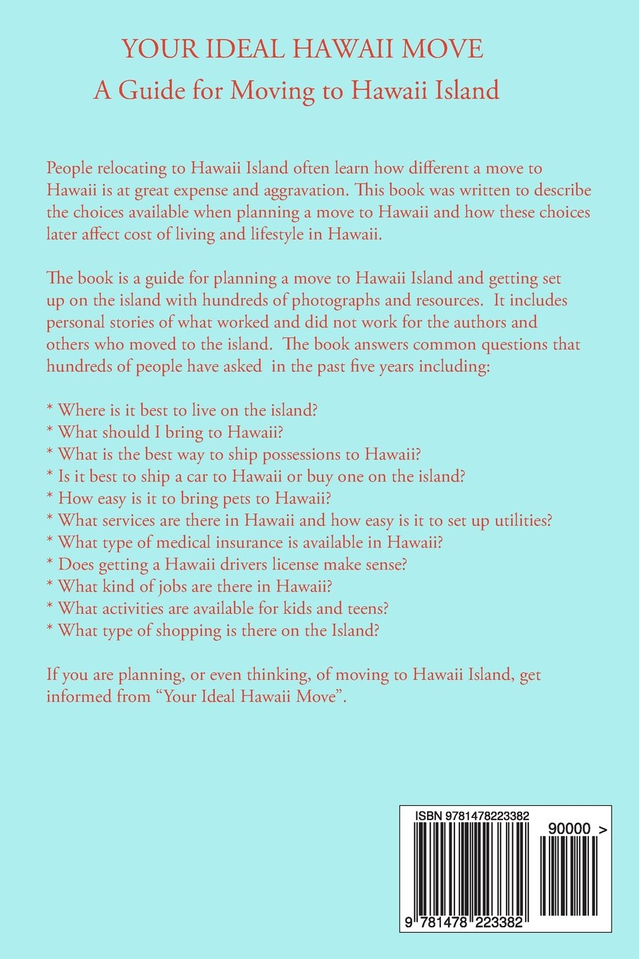 your ideal hawaii move a guide for moving to hawaii island tyler your ideal hawaii move a guide for moving to hawaii island tyler mercier chris mercier 9781478223382 com books