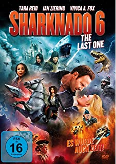 Sharknado [DVD] by Ian Ziering: Amazon.es: Channing Tatum, Amanda ...