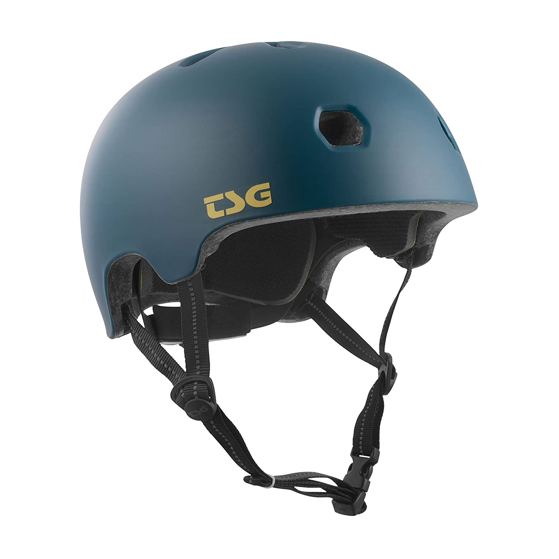 TSG Kinder Meta Solid Farbe Helm