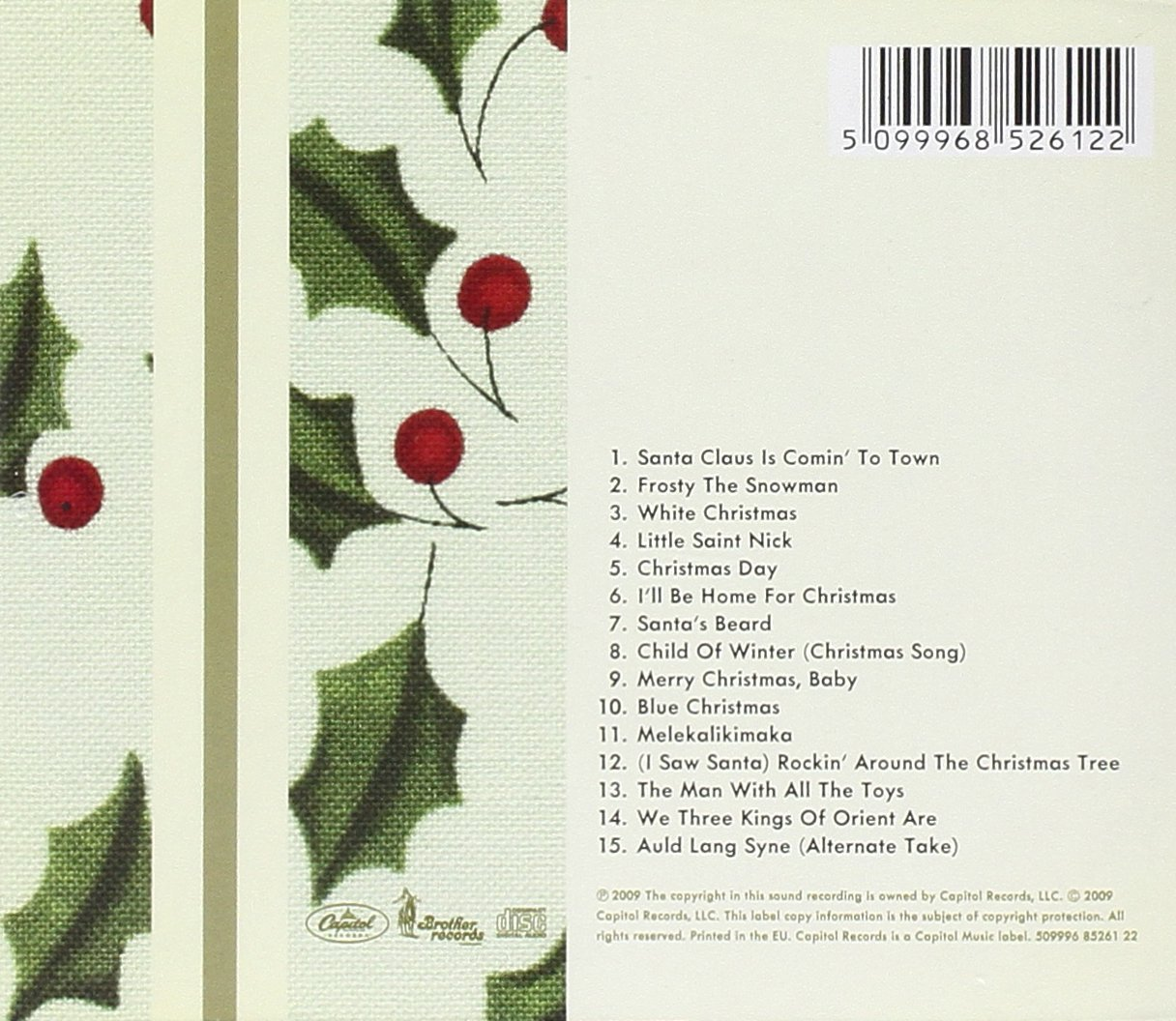 BEACH BOYS - Christmas Harmonies - Amazon.com Music