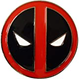 Deadpool fibbia per cintura, da Uomo, con logo
