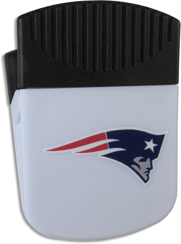 Siskiyou NFL Chip Clip Magnet, White