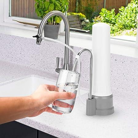 HeadSPRING Sistema de filtración de Agua Potable para encimera ...