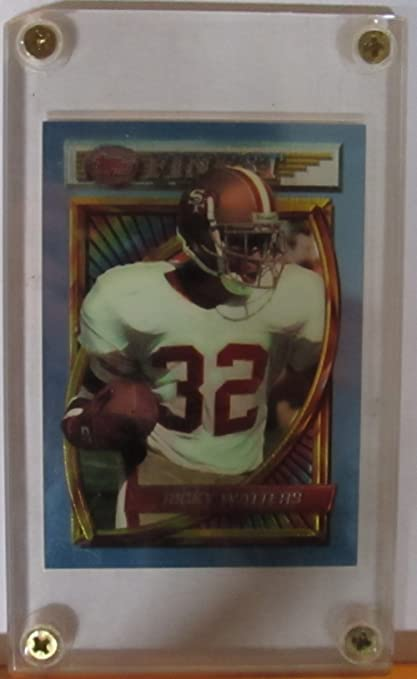81df4650d RICKY WATTERS NFL COLLECTIBLE TRADING CARDS - 1994 TOPPS FINEST  179 (SAN  FRANCISCO 49ERS