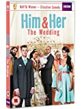 Him & Her - Series 4: The Wedding [DVD]