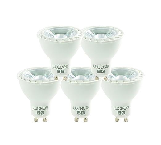 Luceco lgw3w21/5-01 GU10 3,5 W 5,5 x 5