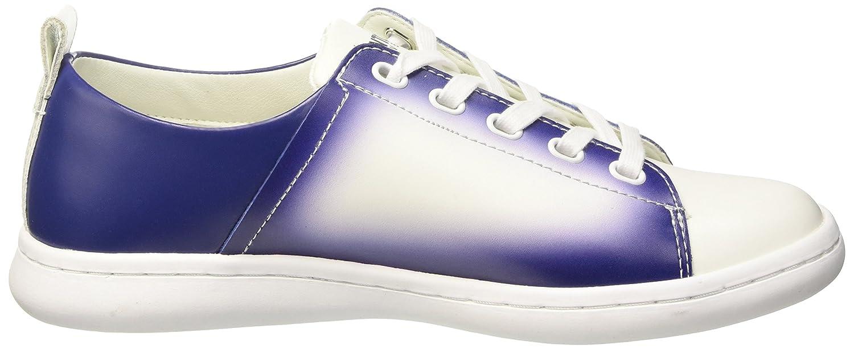 Pantone Australian Open - Zapatillas Unisex adulto, - plateado y blanco, 14763