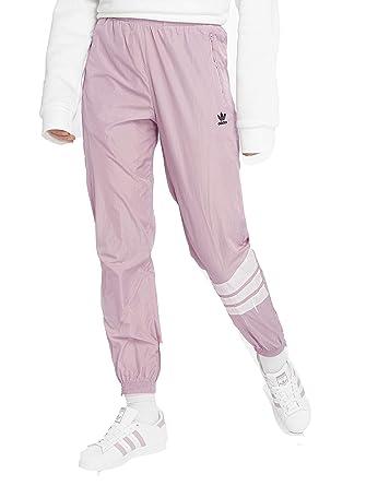 adidas Originals Damen Jogginghosen Cuffed Violet 34: Amazon