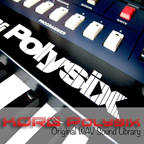 Amazon com: KORG POLYSIX - HUGE Original Sound Library