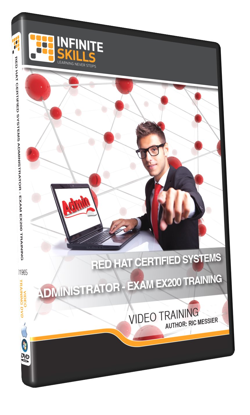 Amazon red hat certified system administrator exam ex200 amazon red hat certified system administrator exam ex200 training dvd baditri Gallery