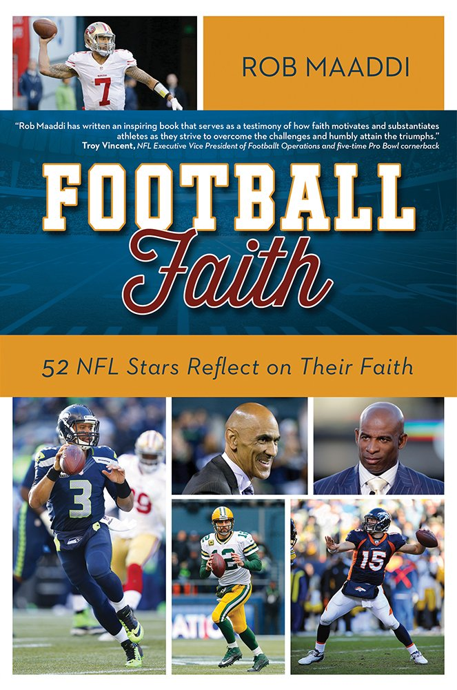 Download Football Faith: 52 NFL Stars Reflect on Their Faith ebook