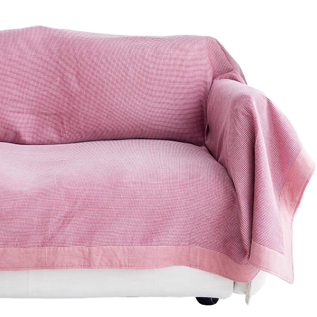 ソファカバー ソファータオル四季一般的な味方されたソファー毛布シングルまたはダブルソファーカバーに適した防塵ソファー布 (サイズ さいず : 150×260cm) 150×260cm  B07Q1VY8WC