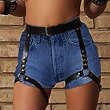 HOMELEX Leg Harness Caged Thigh Holster Garters