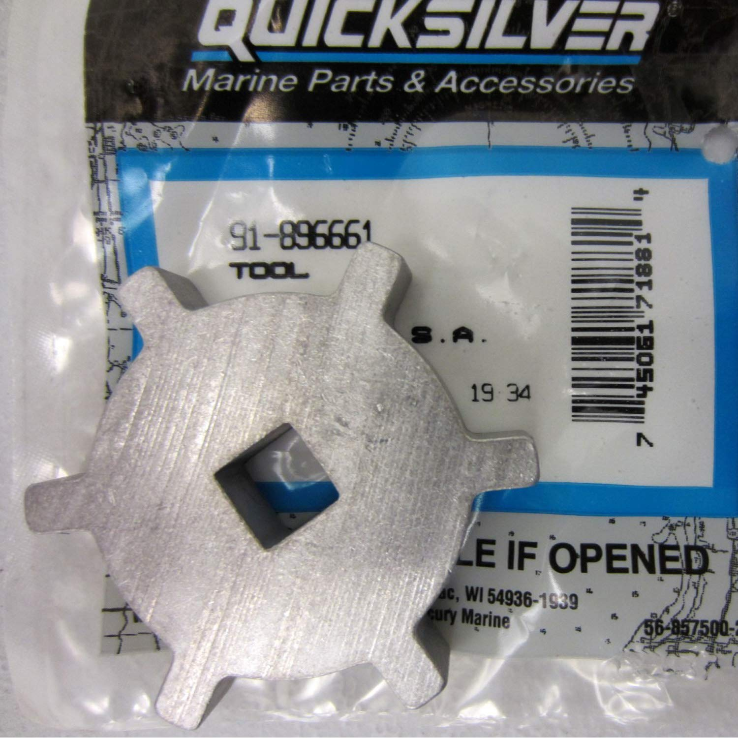 Mercury//Quicksilver Fuel Filter Tool