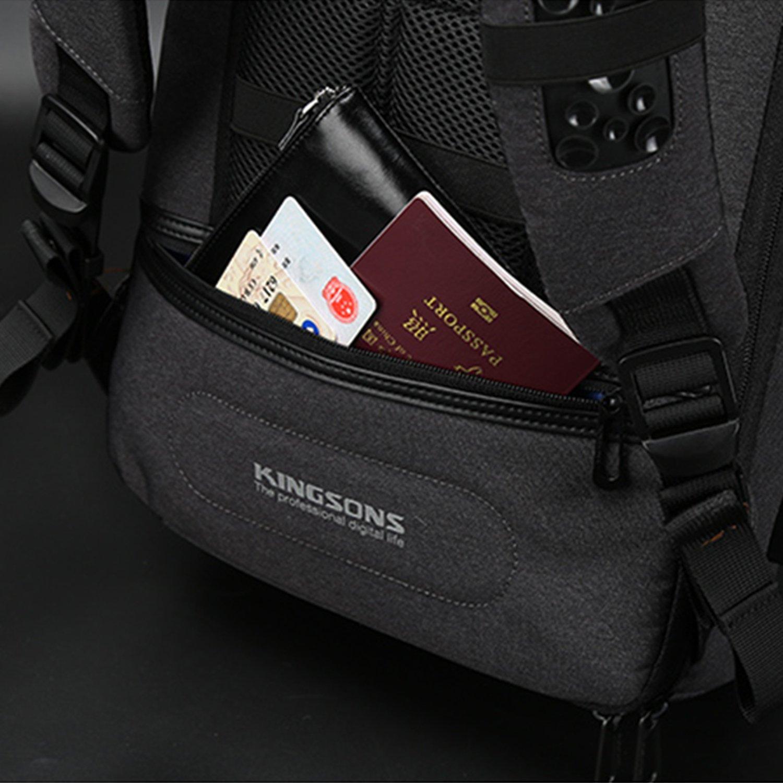 Fresion Anti-diebstahl Laptop Rucksack versteckte Tasche